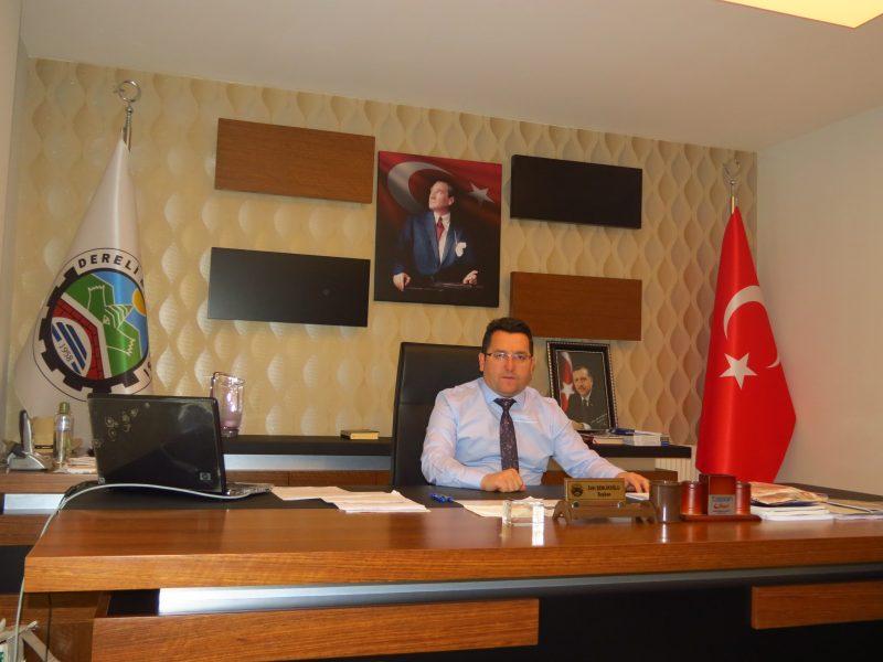 Dereli Belediye Başkanı K. Zeki ŞENLİKOĞLU' nun 18 Mart Çanakkale Zaferi ve Şehitler Günü Mesajı