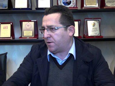 Dereli Belediye Başkanı Sn. Kazım Zeki ŞENLİKOĞLU Yaptığı Hizmetleri Anlatıyor.